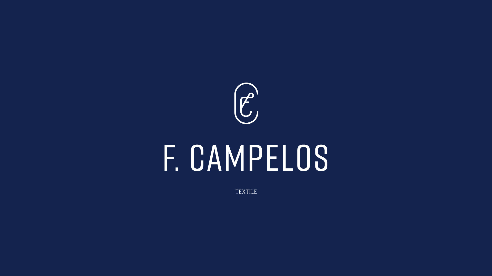 Website, logo e identidade visual – F.Campelos — Alaska Agency