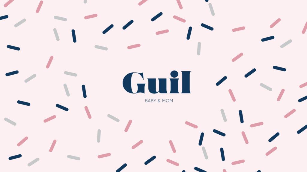 Logo, Identidade visual e Ecommerce da Guil — Alaska Agency