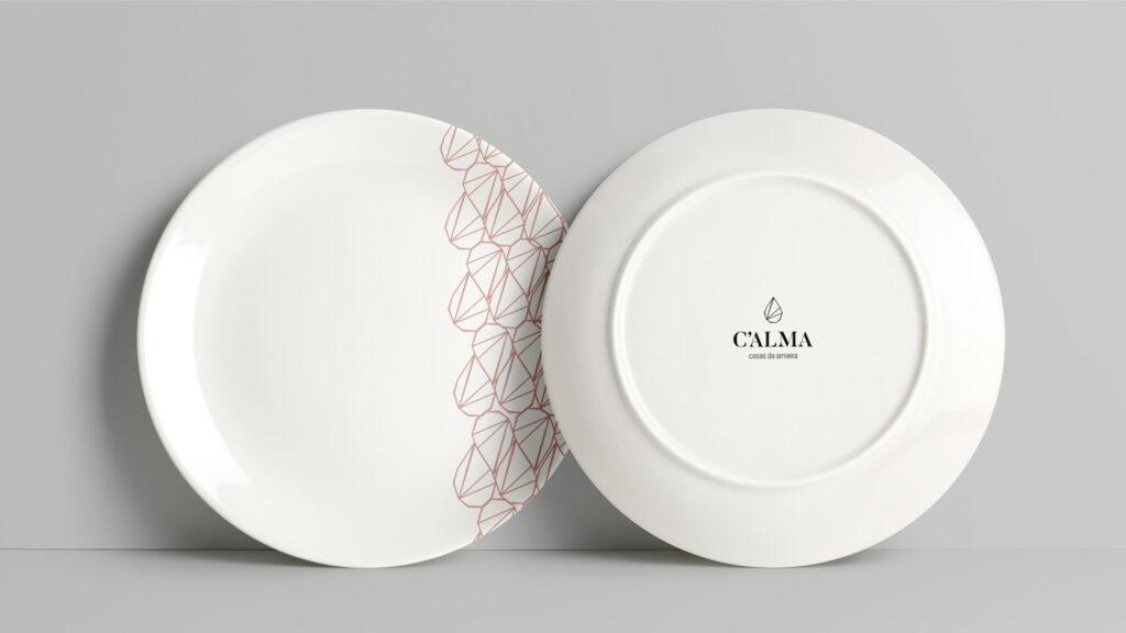 Logo, naming, identidade visual e Website – C'alma — Alaska Agency