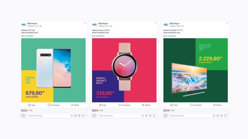 Branding, E-commerce and Marketing - Mozimpor — Alaska Agency